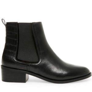 Steve Madden Devan Black Multi Boot